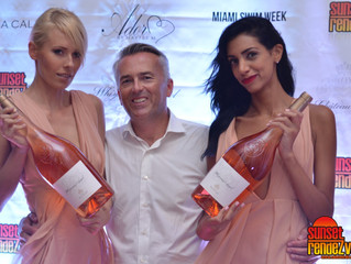 Special whispering Angel with beautiful models and the one and only Mr. Paul