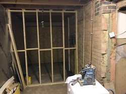 Garage Conversion Interior 6