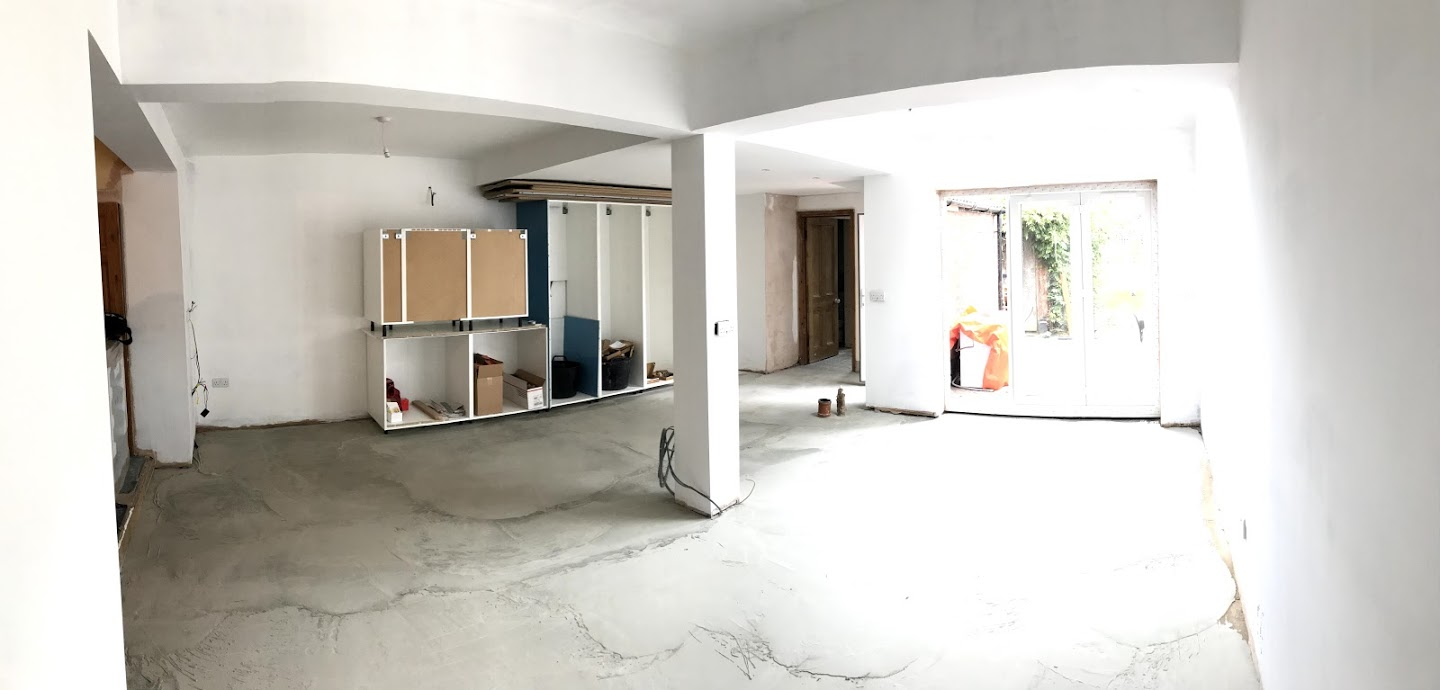 Kitchen Extension 1