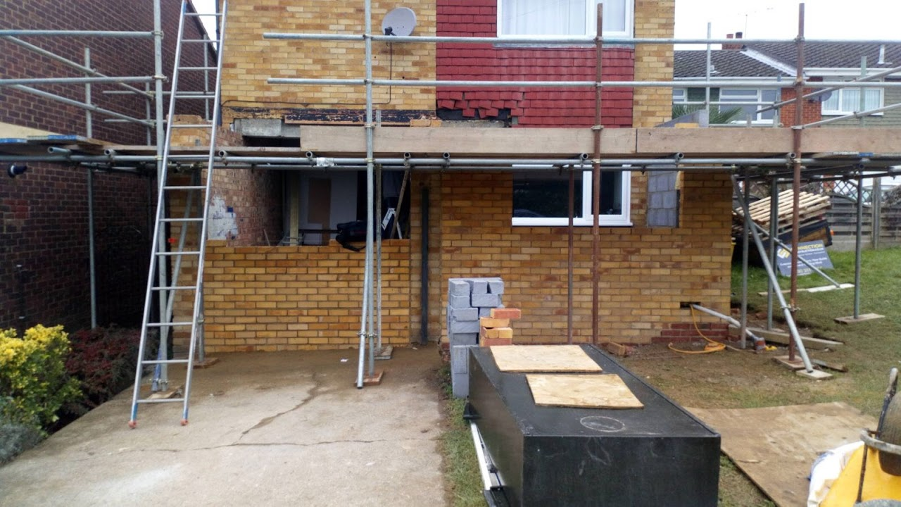 Single Storey Extension 5