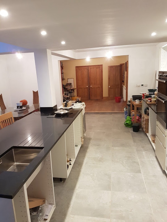 Kitchen Extension 3