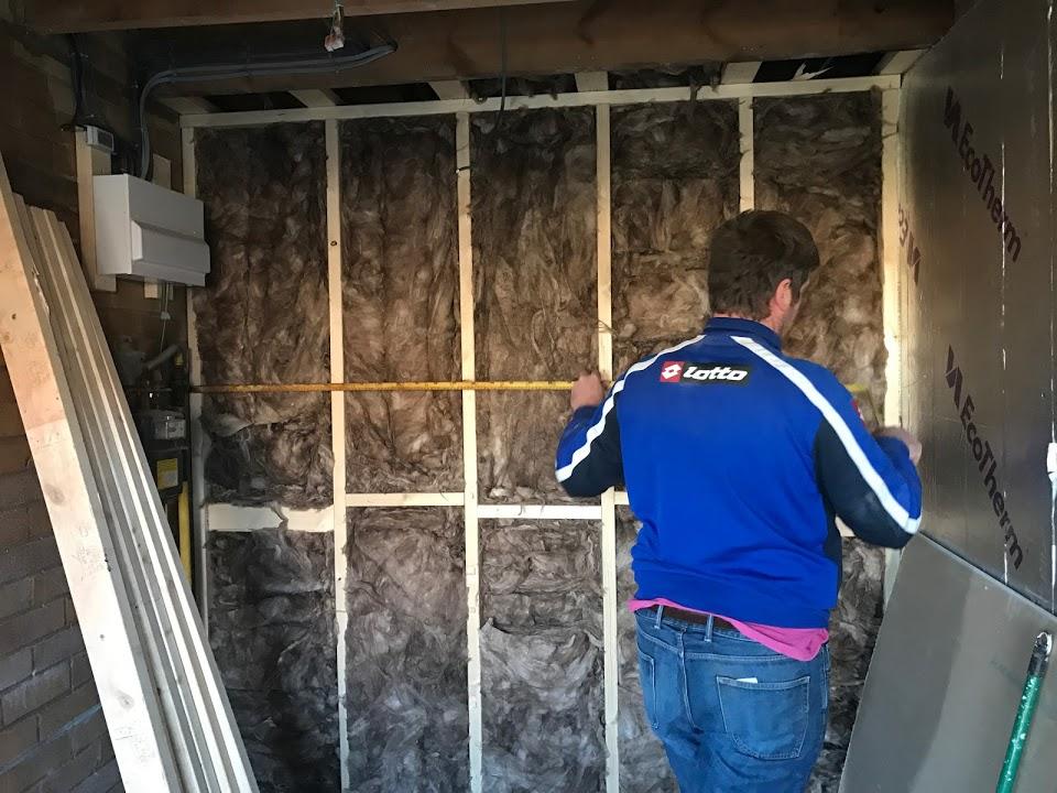 Garage Conversion Interior 2