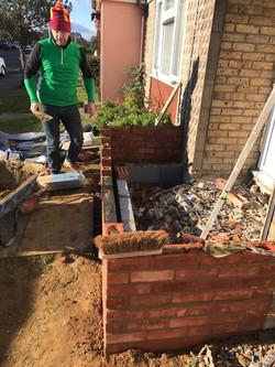 Porch Extension 3