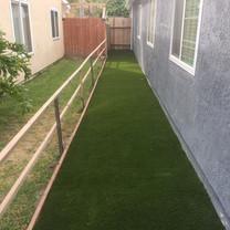 Christine Artificial grass orange county
