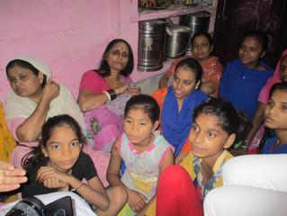 Die starken Frauen von Govindpuri