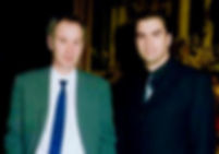 Mark and John McEnroe