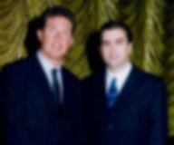 Dan Marino and Mark
