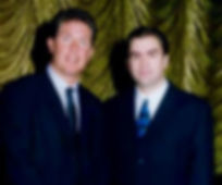 Dan Marino and Mark