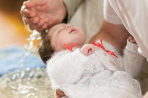 嬰兒洗禮儀式