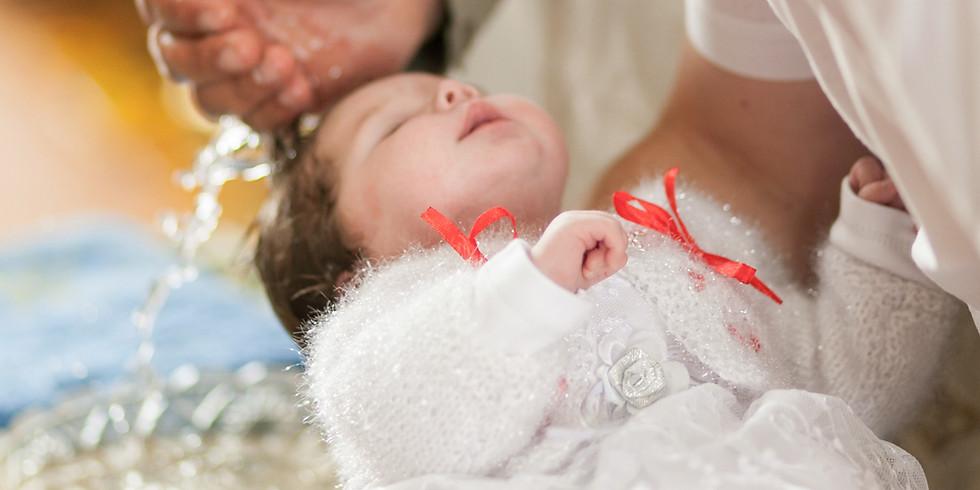 Bezirksgottesdienst mit Taufen