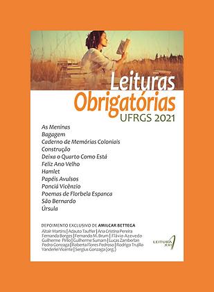 Leituras Obrigatórias UFRGS 2021