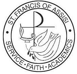 St Francis of Assisi Logo.jpg