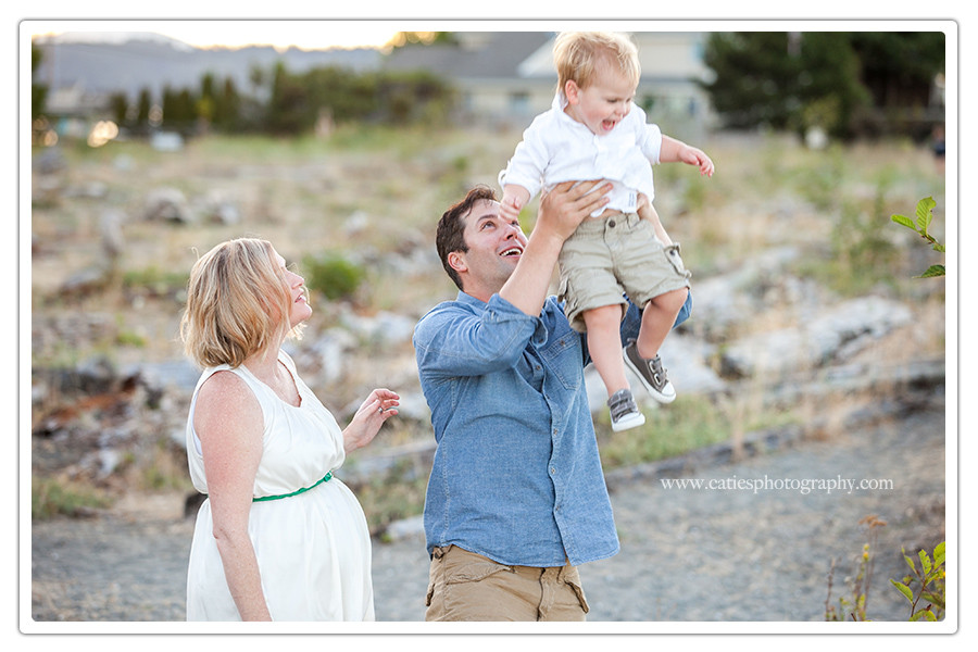 lifestyle family photographer bainbridge island