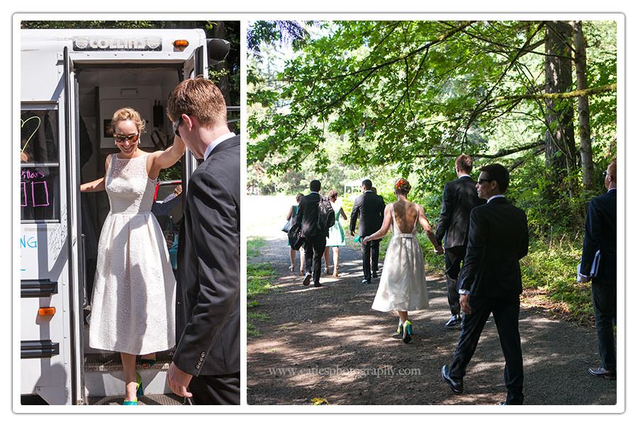 bainbridge hilltop wedding
