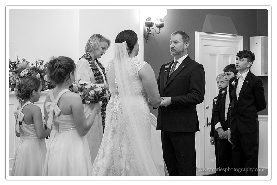 st. Pauls Church wedding