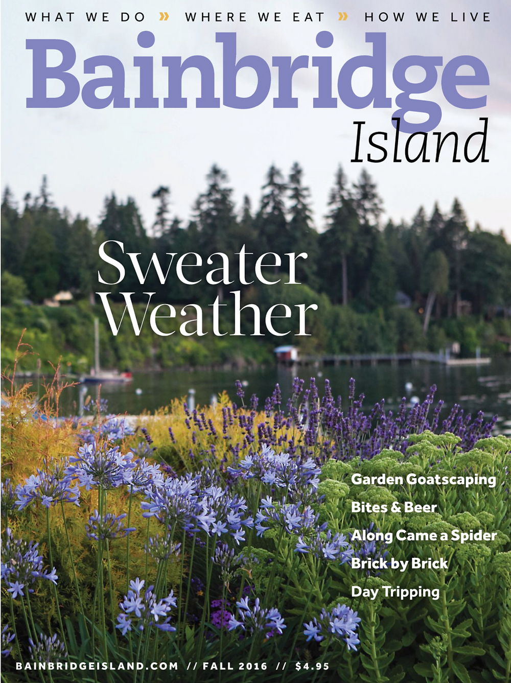 bainbridge island magazine fall