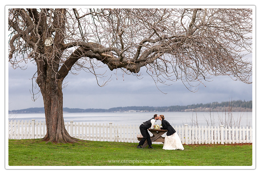 Late Fall Wedding in Port Gamble
