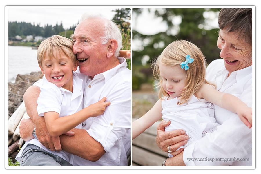 multi generation family photographer
