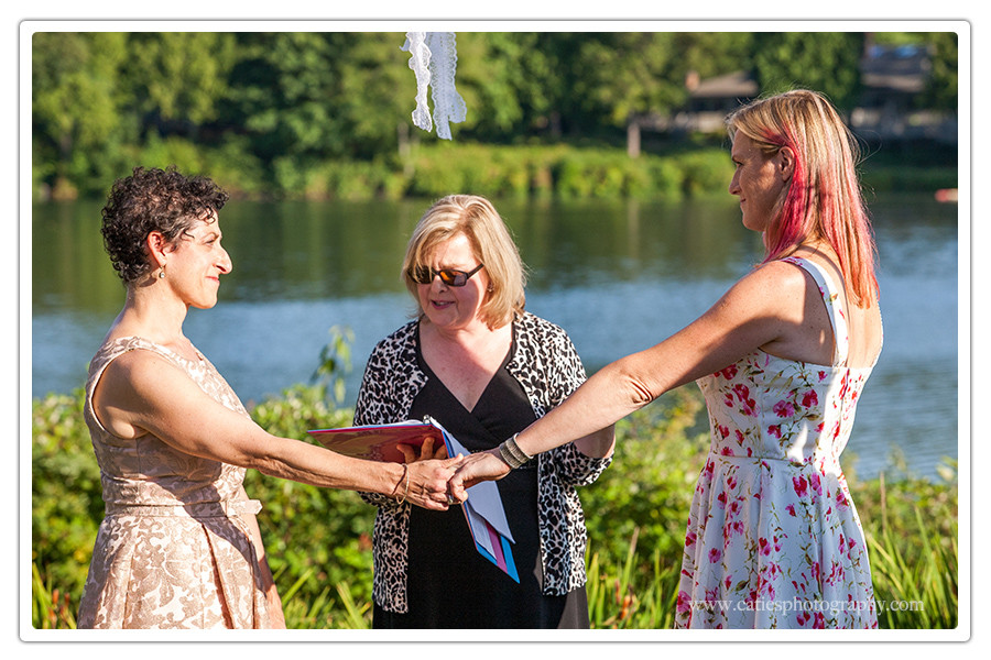 Bainbridge Island same sex ceremony