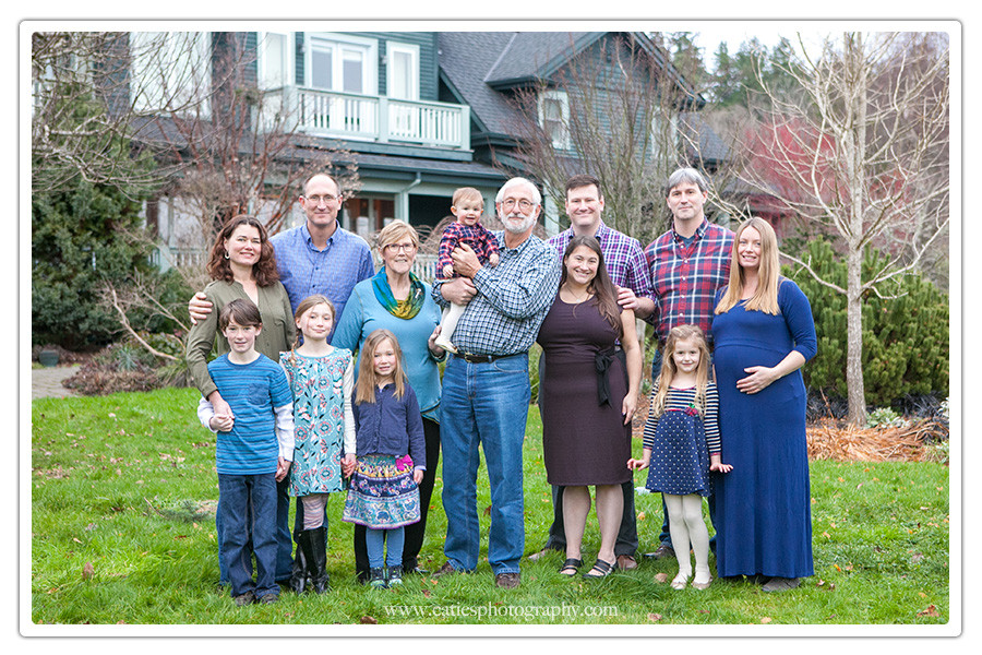 bainbridge island family portrait