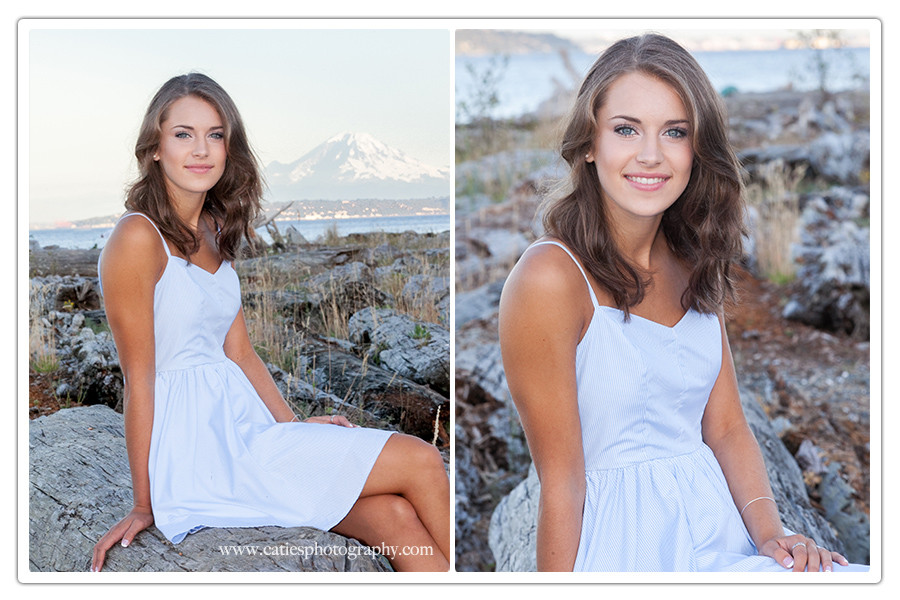 Fay Bainbridge Senior Portrait Session