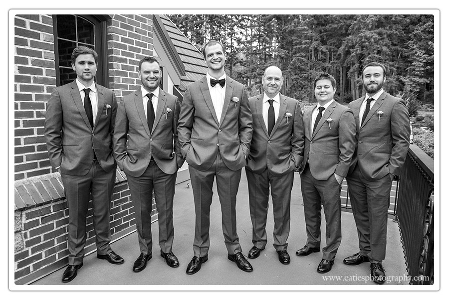 groomsmen bainbridge island