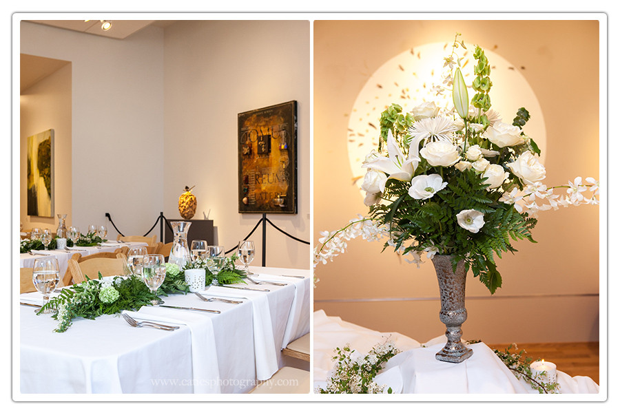 Bainbridge Island Museum of Art Wedding