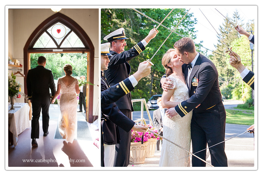 Bainbridge Wedding photography