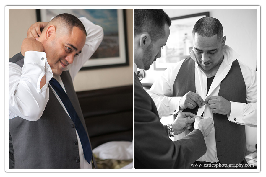 groom preparation gig harbor