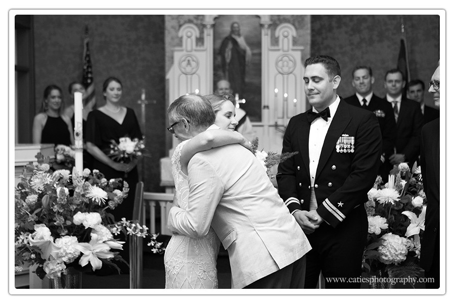 Bainbridge Island Port Madison Church Wedding