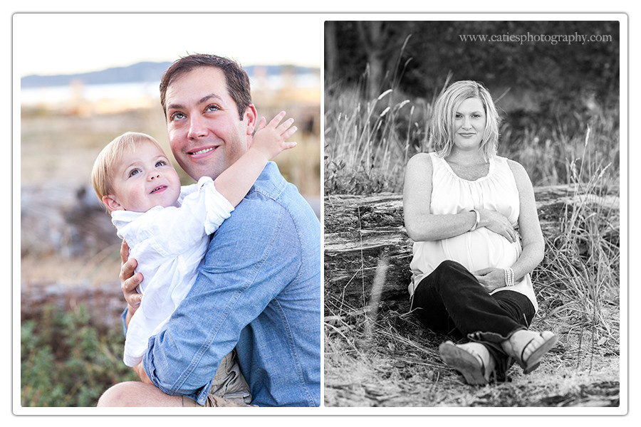 Maternity Photography with family