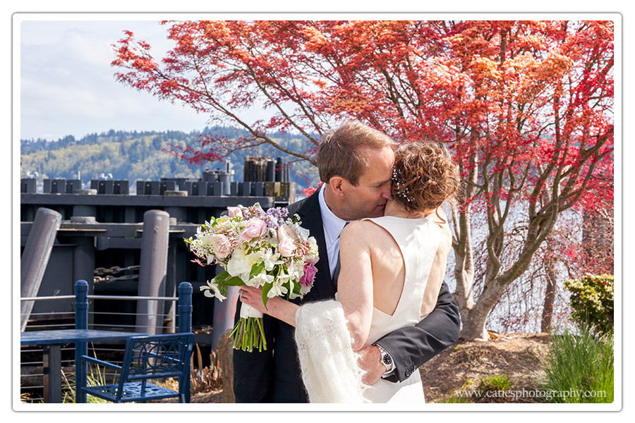 bremerton ferry terminal wedding