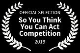 公式selection1So_You_Think_You_Can_Act