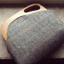 The Asymmetric Frame Bag
