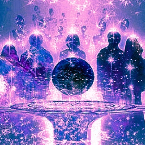 MP3 File - The Palace: Spirit Guide Meeting; A Guided Meditation