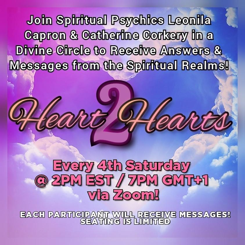 Heart2Hearts: June 26, 2021