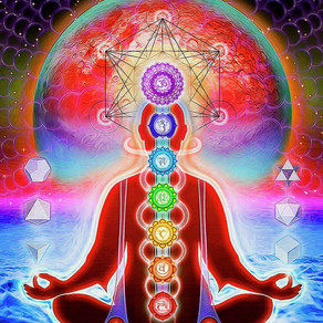 Your 7 Wheels of Being - A Guided Journey Through the Chakras