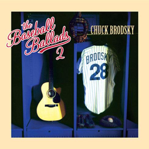 The Baseball Ballads 2  (2013)