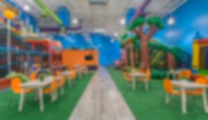 Play City Main Corridor