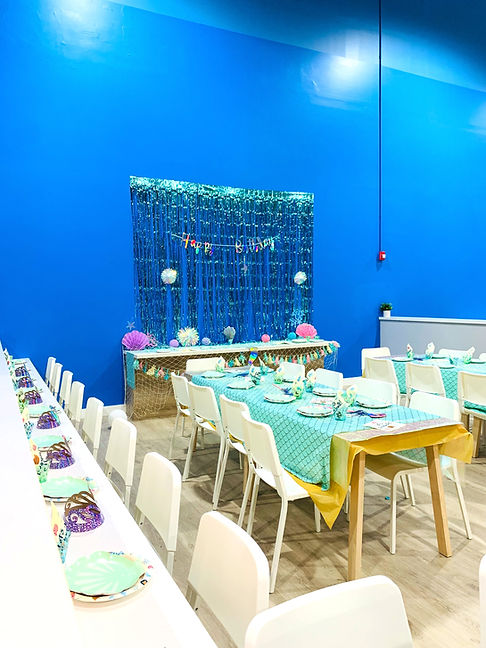 Mini Party Area