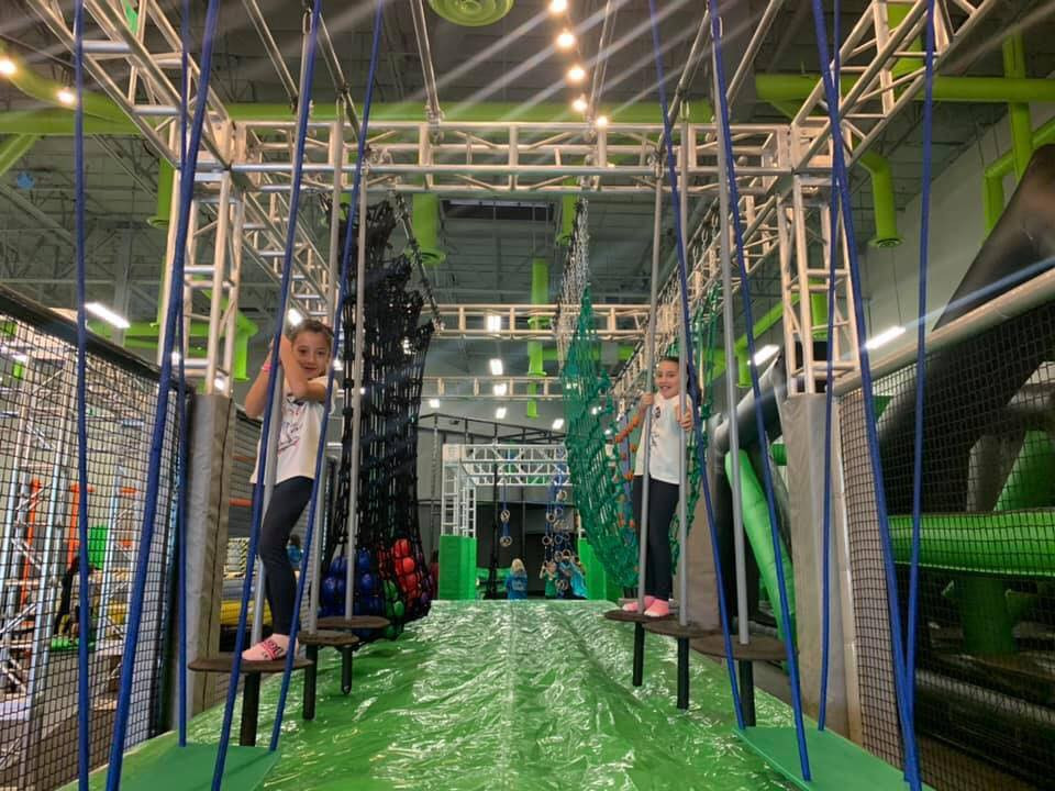 Ropes Indoor (Closed)