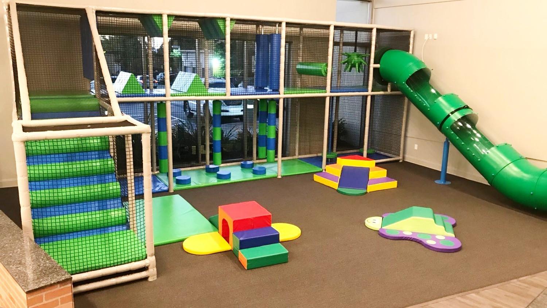 Indoor Toddler Area (Closed)