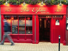 Dylan Whiskey Bar Whiskey Guild Kilkenny