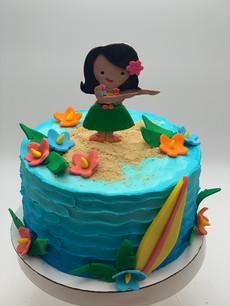 Custom Childrens Cake