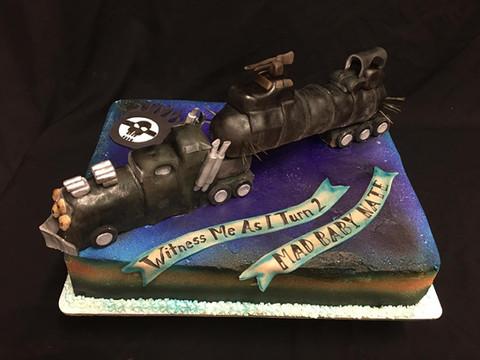 Mad Max: Dessert Road