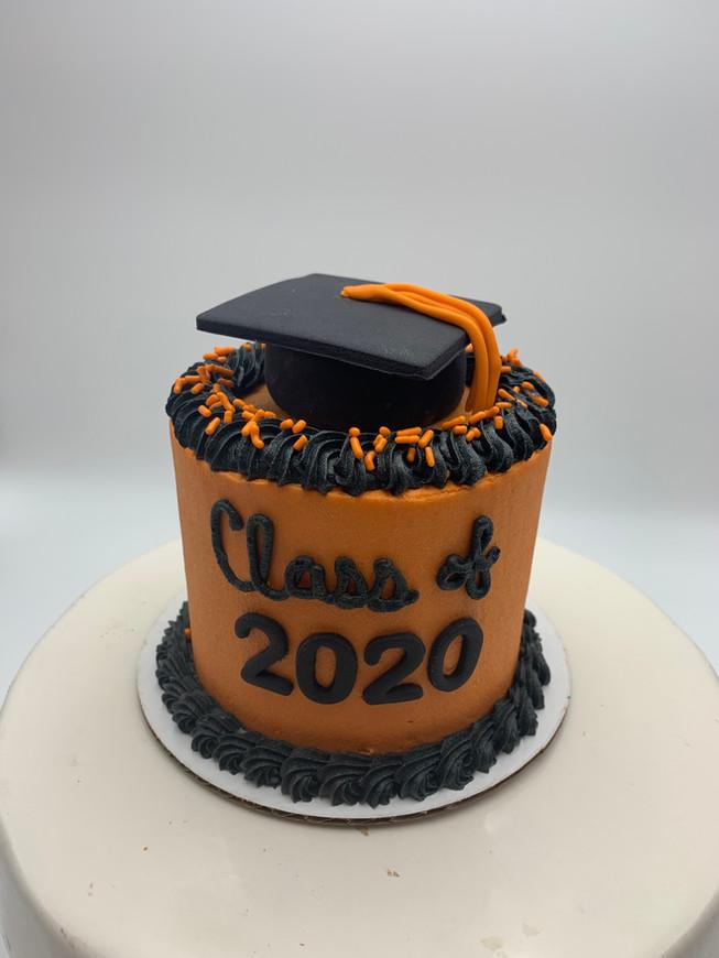 Class of 2020 Custom Cake