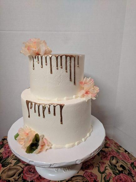 Custom Drip Cake