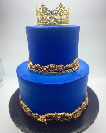 Custom Royalty Cake