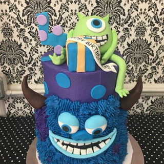 Movie / TV Show Inspired Cakes