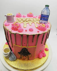 Custom WAP Cake